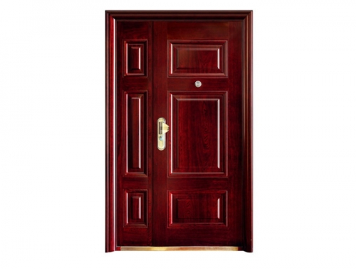 Steel Security Door KD-FDM-06