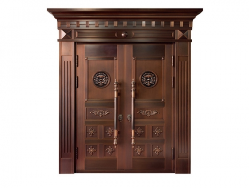 Copper Door KD-TM-02