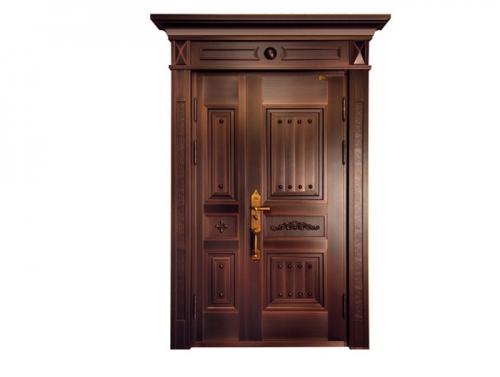 Copper Door KD-TM-04