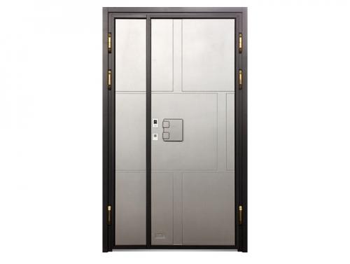 Cast Aluminum Door KD-ZLM-44G